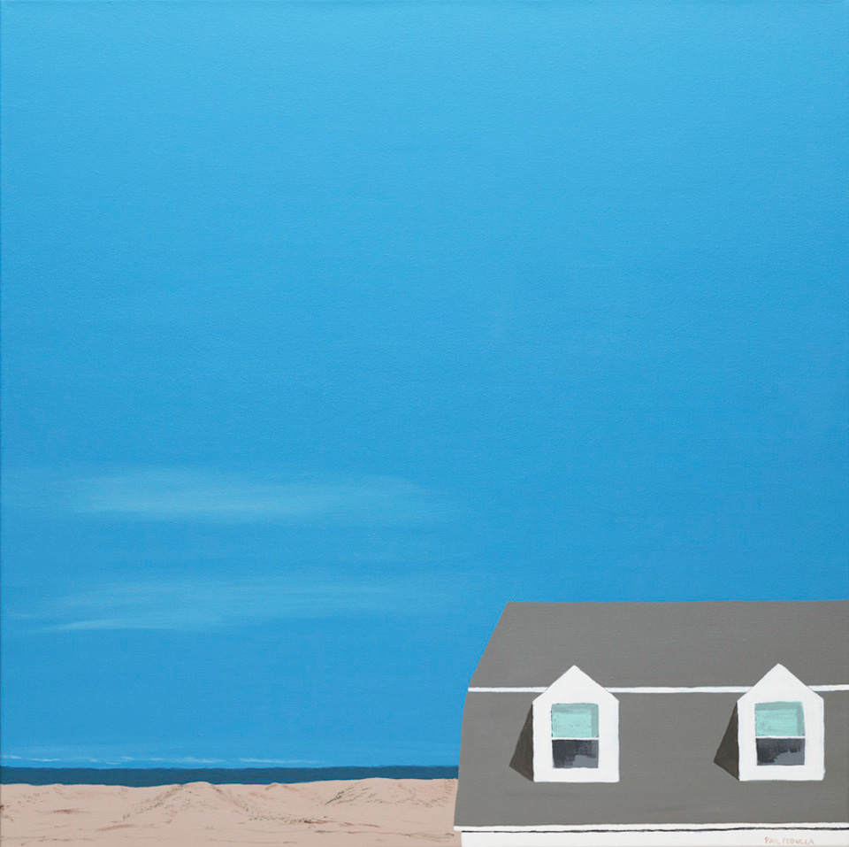Beachfront Gambrel