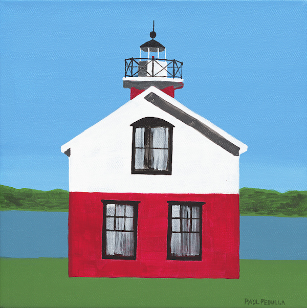 Saugatuck Light